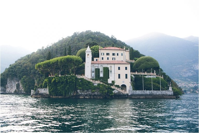 Second shooting with Fiona Clair in Italy: Villa Balbianello